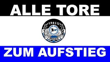 75 Tore zum Aufstieg | DSC Arminia Bielefeld Saison 2014/15