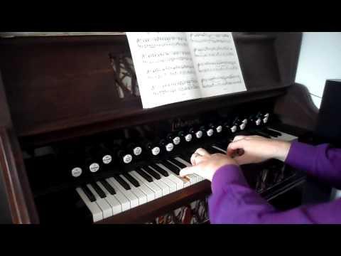 Zur Jubelfeier - Introitus - Hermann Wenzel - Lindholm - Harmonium