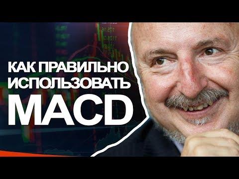 Как правильно использовать индикатор MACD