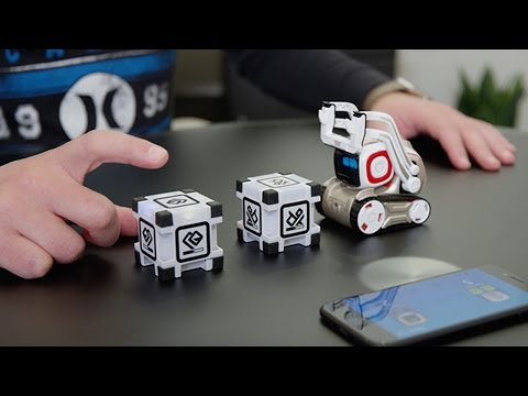 Anki's Cozmo Toy Robot Unboxing & Review