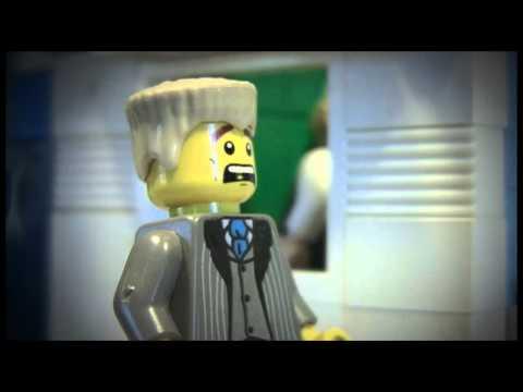 Lego Eminem: Guilty Conscience ft. Dr. Dre | HD