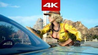 FREE DEMO Final Fantasy XV Windows Edition -4K- Gameplay Max Graphics Pc