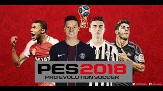 Pes 6 LCT-Patch 2017-2018 update 18/7/2017