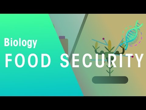 Food Security | Ecology & Environment | Biology | FuseSchool