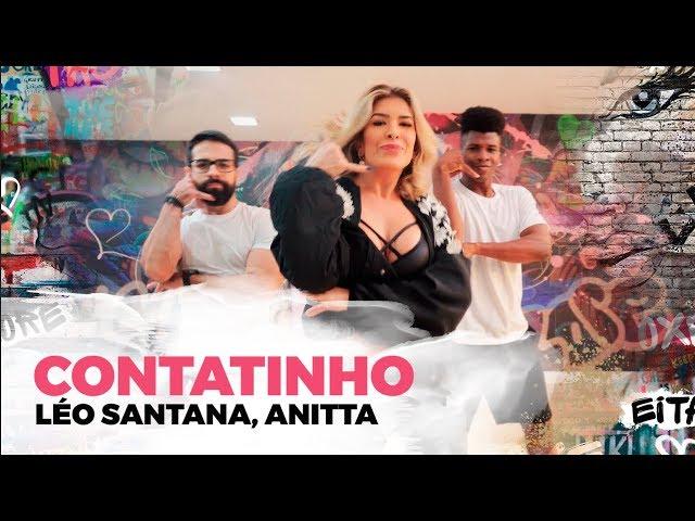 Contatinho - Léo Santana, Anitta | Coreografia - Lore Improta