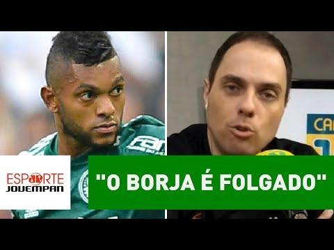 """""""O BORJA é FOLGADO"""". Repórter revela malandragens do atacante"""