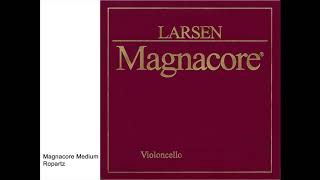 A Comparison of Magnacore Medium and Arioso Strings
