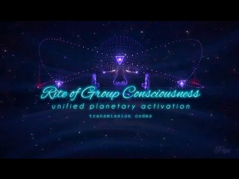 Rite of group consciousness Unified group activation
