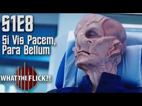 Star Trek: Discovery Season 1, Episode 8 Review