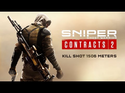 Kill Shot 1506 meters - Sniper Ghost Warrior Contracts 2 (USK)
