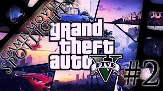 Game Movie Spotlight - Grand Theft Auto V