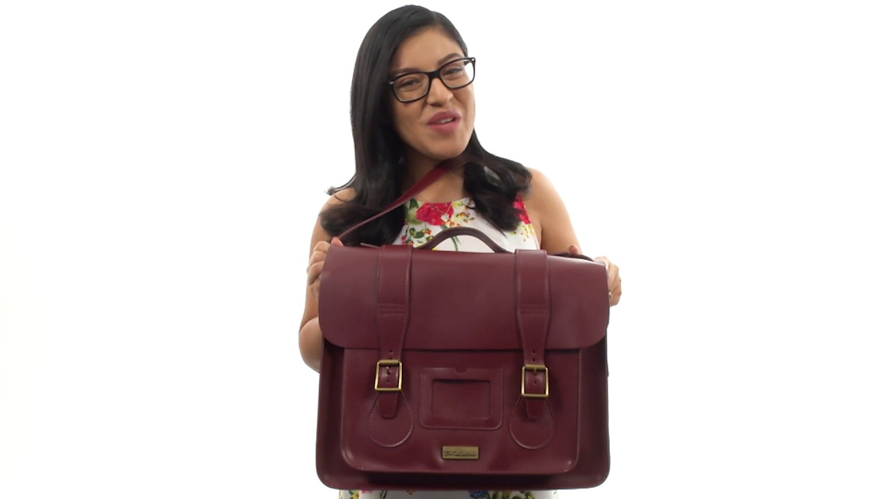80a65b984085 Dr. Martens Leather Satchel SKU:8895636 - YouTube