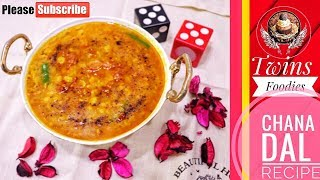 Chana Dal Recipe // Healthy And Delicious Punjabi Style Dal Recipe // BY PREETI SEHDEV