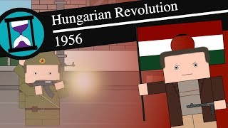 The Hungarian Revolution of 1956: History Matters (Short Animated Documentary)
