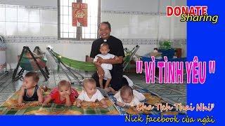 Cover images VÌ TÌNH YÊU - Cha Tịch Thai Nhi - Donate Sharing Channel