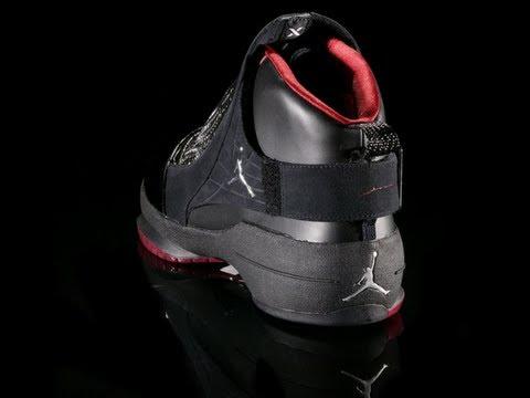 90 Seconds or Less: Air Jordan 19 Black Red
