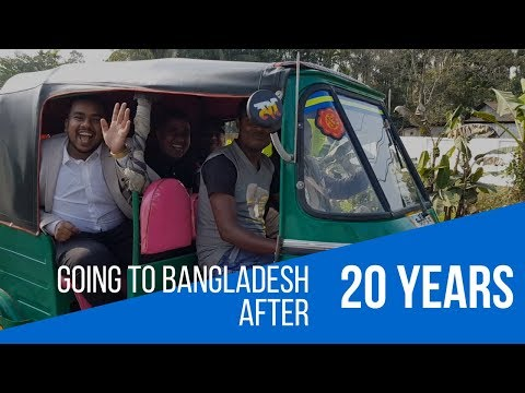 GOING TO BANGLADESH SYLHET AFTER 20 YEARS!! London to sylhet Bangladesh Vlog