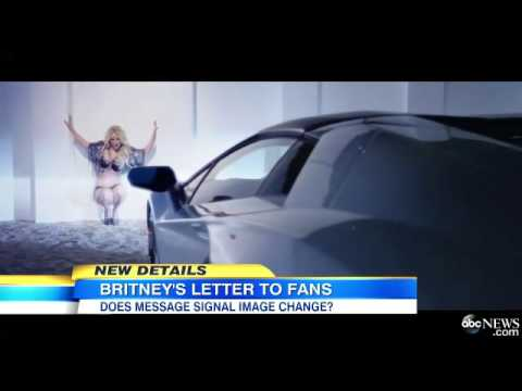 Britney Spears Attempts to Reinvent Image   Video   ABC News