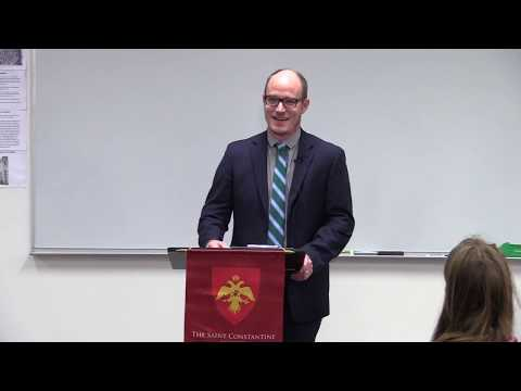 David Gilbert - Responding to Moral Outrage with Moral Nuance | The Saint Constantine School