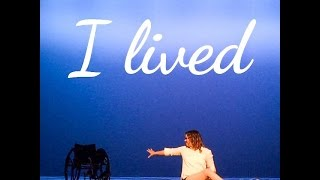 I lived - Performed by Maria
