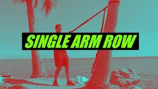 Suspension Training Series #4 - Single Arm Row