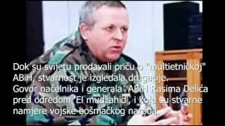 ABiH - vjerska vojska bh muslimana