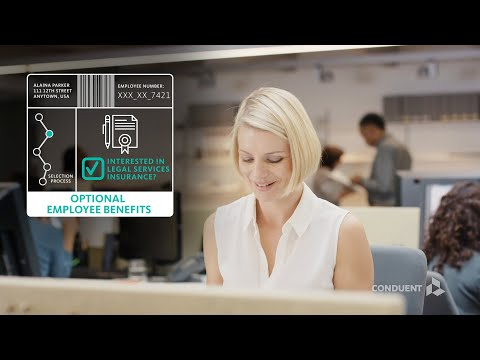 HR and Learning Services from Conduent