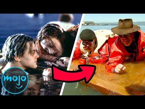 Top 10 Movies Ruined by MythBusters