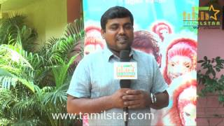 Kali At Mapla Singam Movie Team Interview