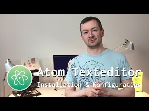 #008 Atom Texteditor Für HTML & CSS