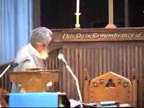 Dick Gregory Refutes Rev. Jeremiah Wright Controversy 6 of 9