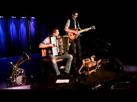Trio Alpina Ruhr - Werk 3 - live im Akkordeon Cafe Dortmund am 03.11.2014