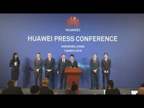 Huawei demanda al Gobierno de EE UU por la prohibición de sus productos