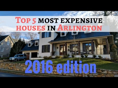 Top 5 Most Expensive Homes in Arlington VA That Sold in 2016 | Arlington VA Mansions for Sale