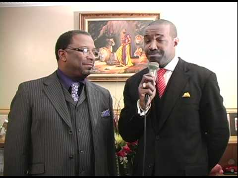 Interview With Pastor Jarvis Collier (Pleasant Green MBC - KCK)