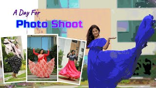 Secrets of latest Photoshoot at Home| Struggles| BTS| After effects| skin care| Vlog| Sushma kiron
