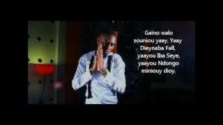 Wally Seck - Callé (Lyrics)
