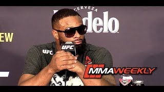 UFC 235 Post-Fight Press Conference: Tyron Woodley (Complete)
