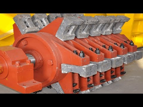 Types Of Rock Crusher Machines