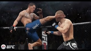 EA Sports UFC : Conferindo o Game