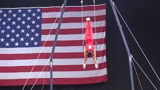 Gambar cover Angel Leon- Still Rings – 2018 U.S. Gymnastics Championships – Junior Men Day 1