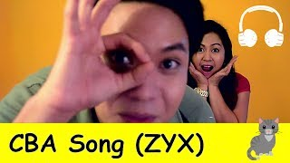 CBA Song (ZYX Song) | Family Sing Along - Muffin Songs