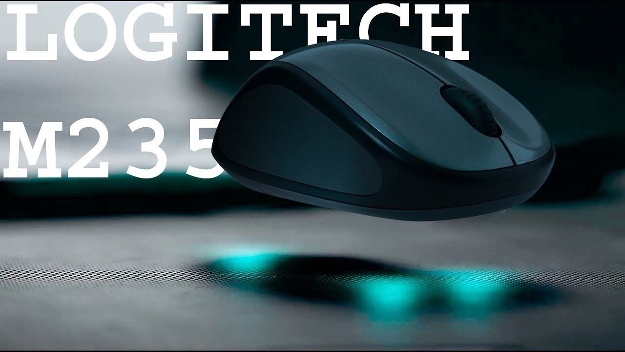 f2a8d4b600f LOGITECH M235 BLUETOOTH MOUSE UNBOXING|QUICK REVIEW - YouTube