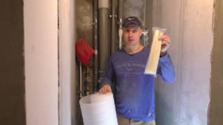 Шумоизоляция канализации! Как сделать?