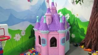 Fun Toys play house - Castel Princess playhouse for Children, Domek dla dzieci