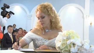 Свадьба в Москве 2011. Волнующий Свадебный Клип. SDE.