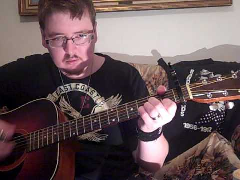 me showing you HOW TO PLAY 'BECAUSE YOU LOVED ME' by CELINE DION on GUITAR