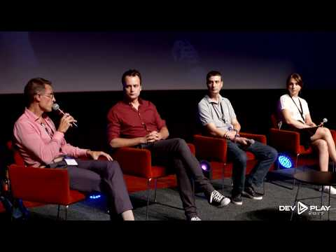 Panel: The Eastern European Games Development Industry - Dev.Play 2017