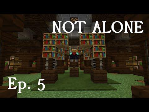 "Not Alone – E5 : ""Magic and Mass Murder"""