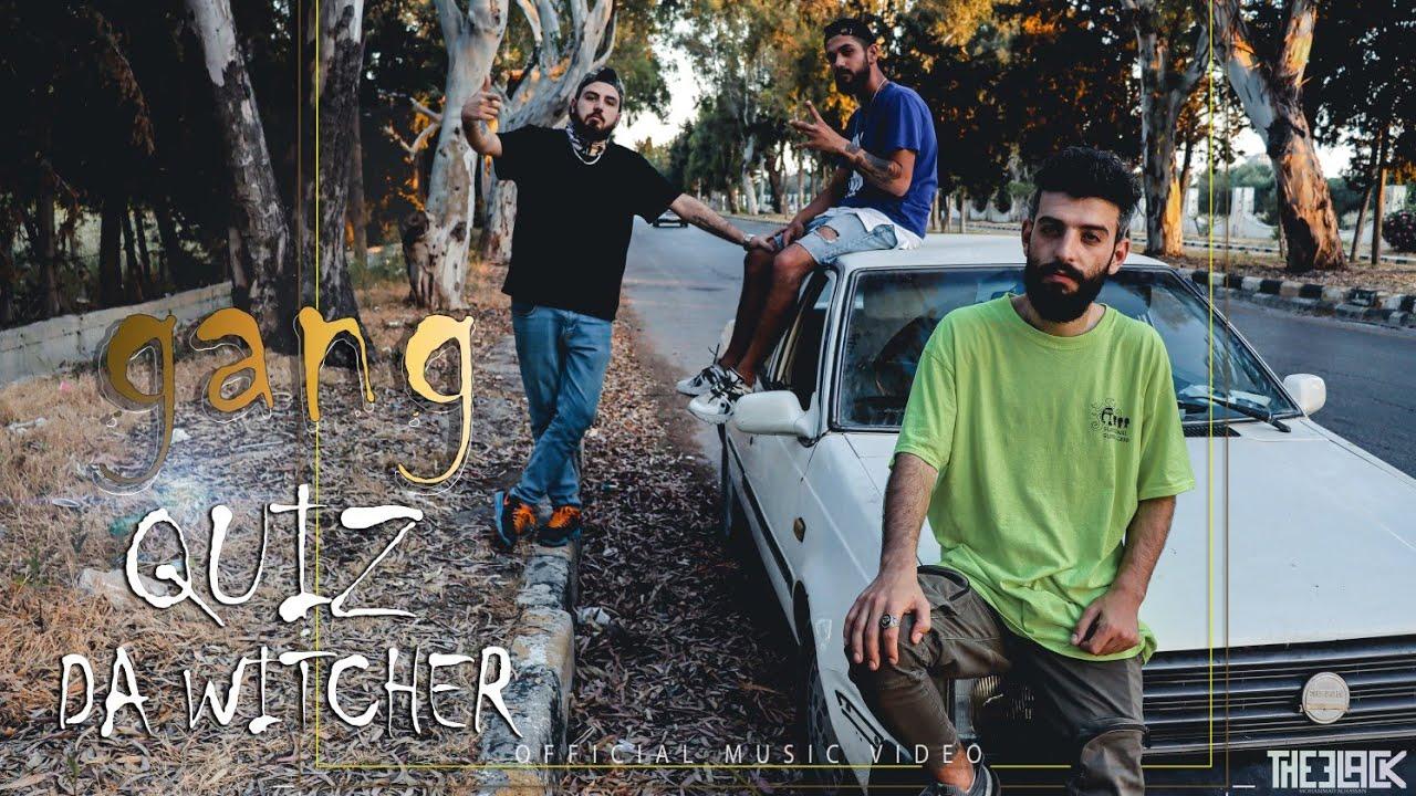 Download QUIZ × Da Witcher |  GANG | official music video